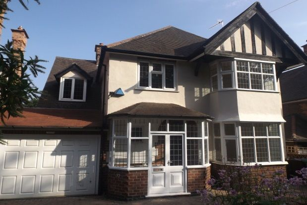 Thumbnail Property to rent in Wollaton Hall Drive, Wollaton, Nottingham