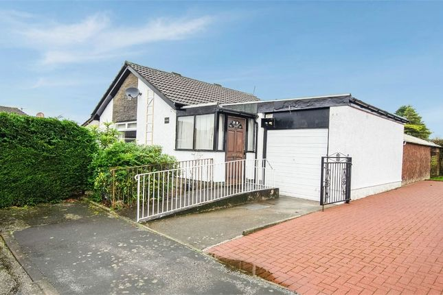 Thumbnail Detached bungalow for sale in Clenoch Parks Road, Stranraer, Dumfries And Galloway