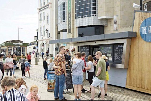 Restaurant/cafe for sale in Plymouth, Devon