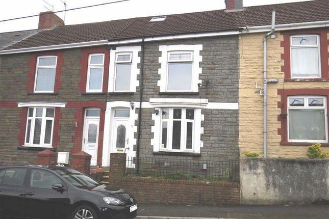 Terraced house for sale in Lanwern Road, Maesycoed, Pontypridd