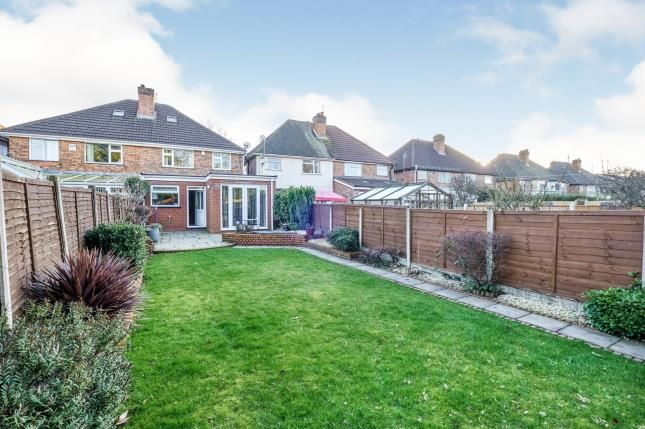 Garden of Croft Road, West Midlands, . B26