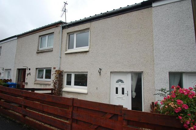 Thumbnail Terraced house to rent in Dochart Place, Hallglen, Falkirk