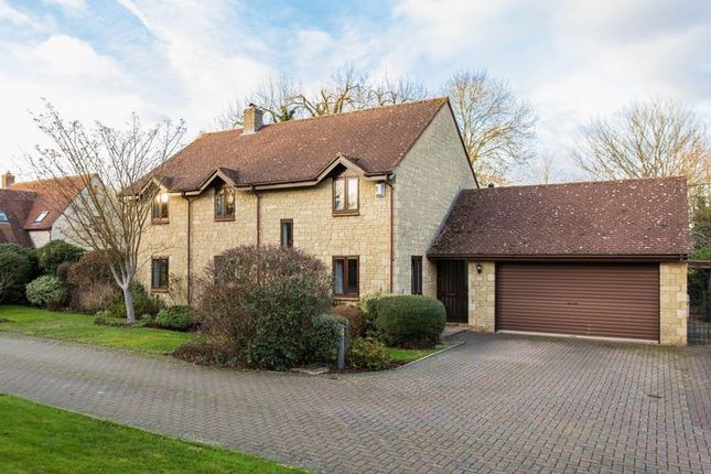 Thumbnail Detached house for sale in Bicester Road, Middleton Stoney, Bicester