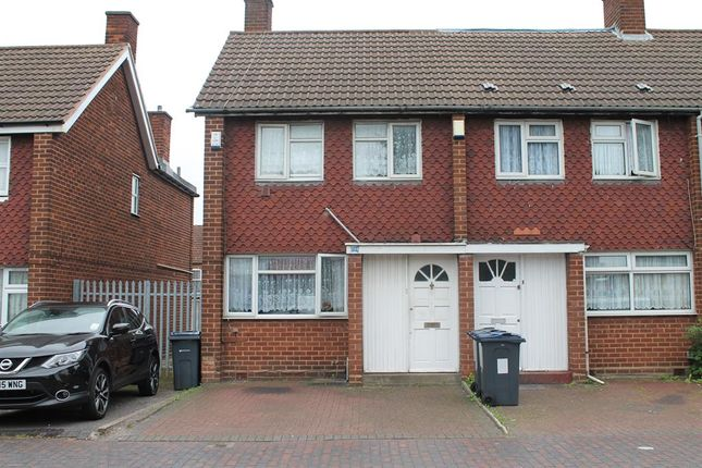 Terraced house for sale in Rookery Road, Handsworth, Birmingham