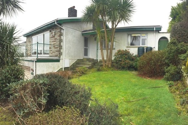 Thumbnail Property to rent in Ropehaven Road, St. Austell
