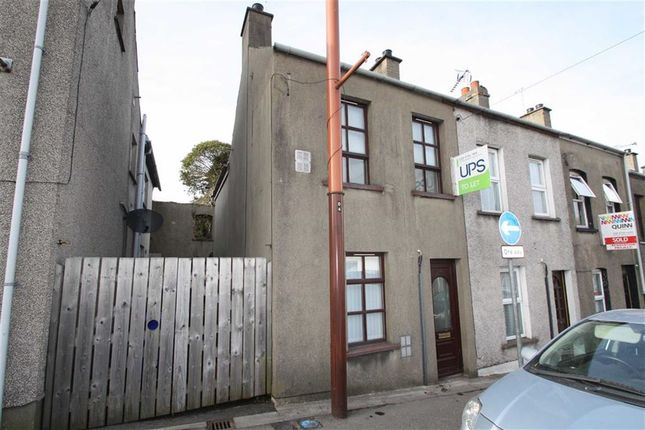 Thumbnail Terraced house to rent in Windmill Street, Ballynahinch