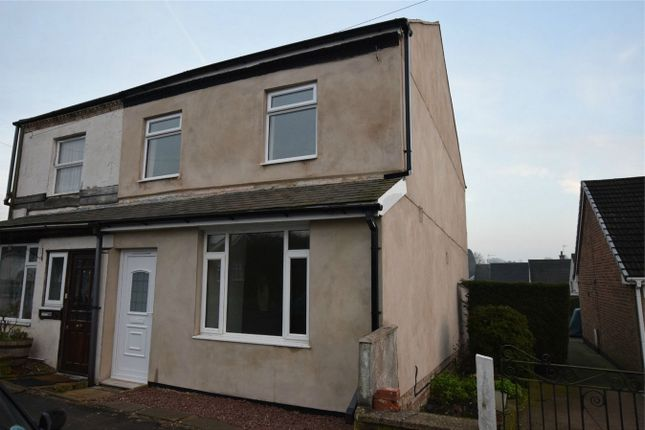 Thumbnail Semi-detached house to rent in New Street, Newton, Alfreton, Derbyshire
