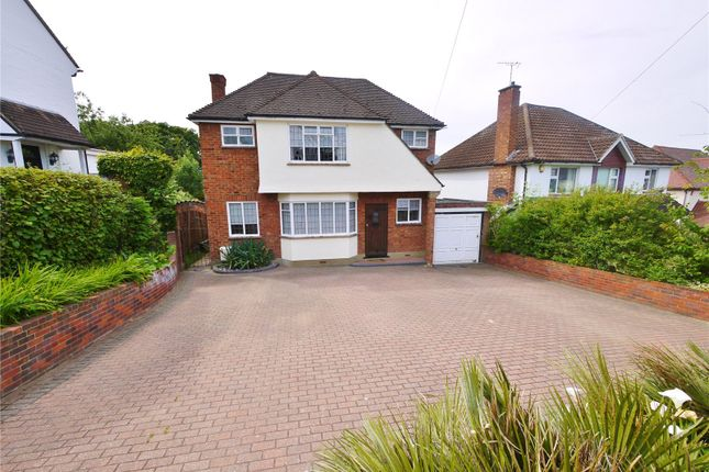 Thumbnail Detached house for sale in Honeypot Lane, Brentwood, Essex