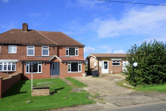 Thumbnail Farm for sale in Swineshead Road, Riseley