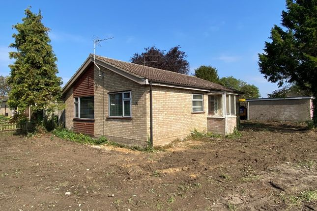 3 bed bungalow for sale in 26 Lewis Close, Ashill, Thetford, Norfolk IP25