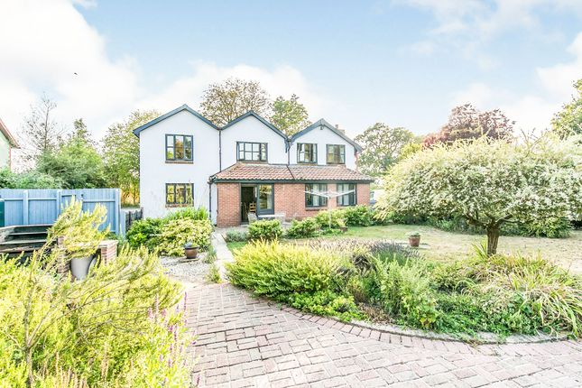 Thumbnail Detached house for sale in Woodbridge Road, Debach, Woodbridge