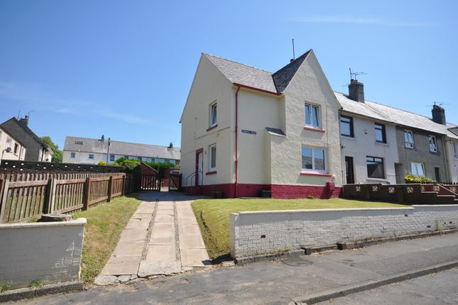 Thumbnail End terrace house for sale in 11 Dowhill Road, Girvan