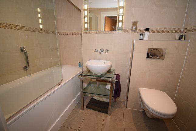 Bathroom of Titanic Mill, Linthwaite, Huddersfield HD7