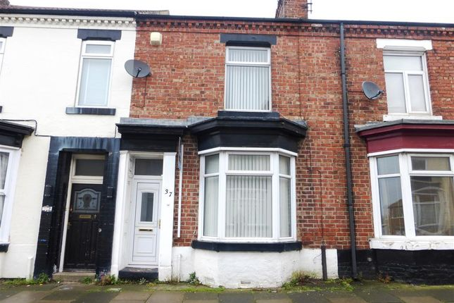 Thumbnail Property to rent in Trent Street, Stockton-On-Tees