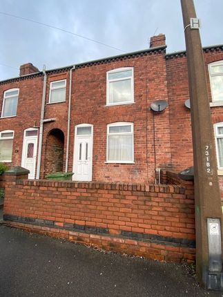 Thumbnail Terraced house to rent in Birchwood Lane, Somercotes, Alfreton