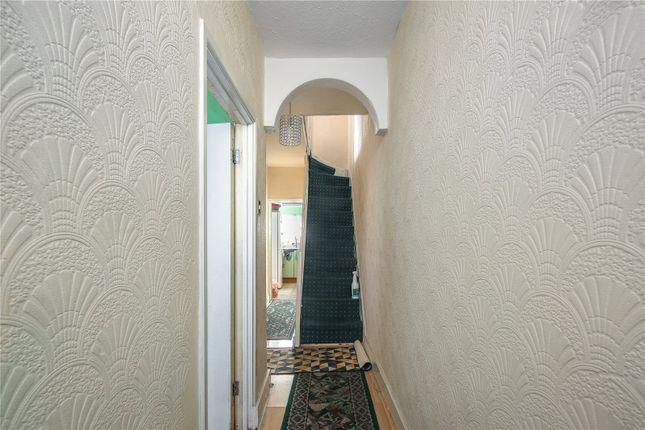 Hallway of Friendly Street, Deptford, London SE8