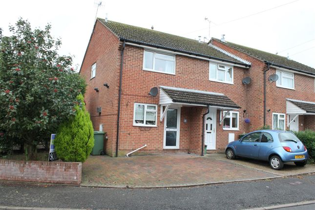 Thumbnail Terraced house to rent in Stevens Close, Bexhill-On-Sea