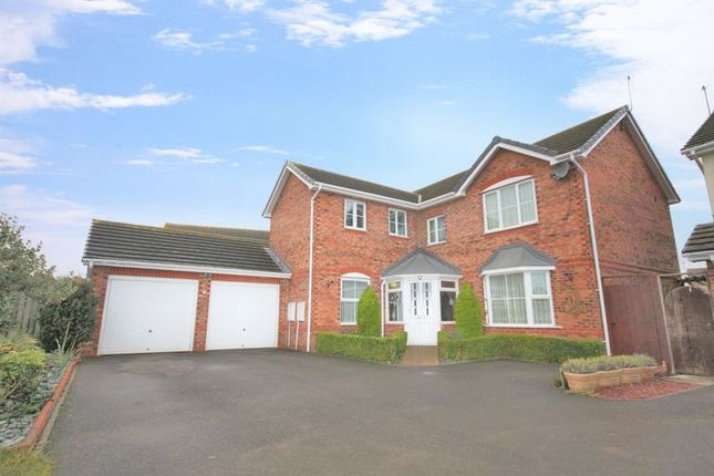 Thumbnail Detached house for sale in Longthwaite Close, Skelton-In-Cleveland, Saltburn-By-The-Sea