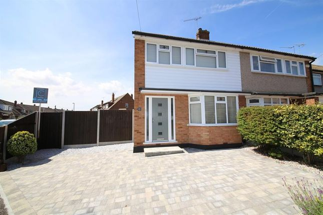 Thumbnail Semi-detached house for sale in Tudor Avenue, Stanford-Le-Hope
