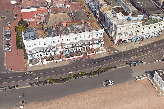Thumbnail Block of flats for sale in 37-39 Marine Parade, Worthing, West Sussex