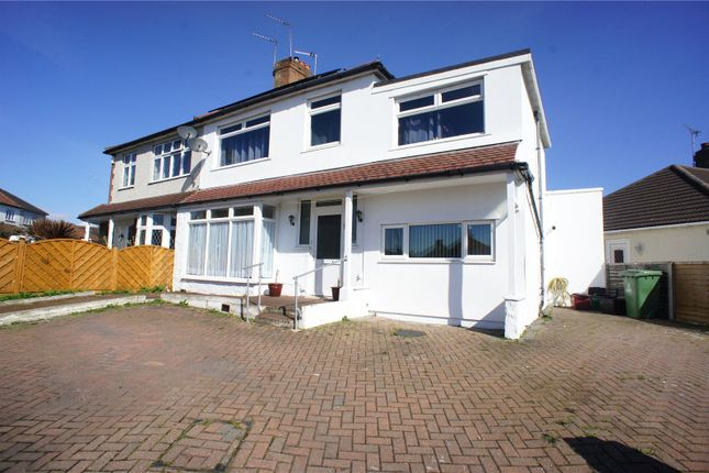 Thumbnail Detached house for sale in Bedonwell Road, Belvedere, Kent