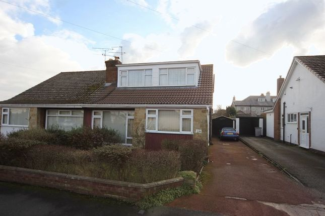 Thumbnail Semi-detached bungalow for sale in Ambleside Close, Thingwall, Wirral