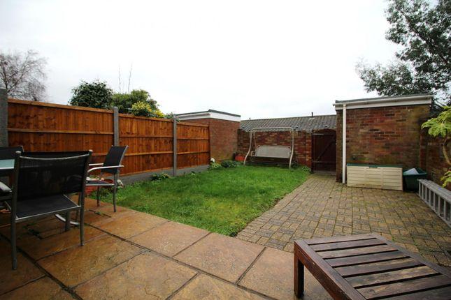 Garden of Belvedere Road, Danbury, Chelmsford, Essex CM3