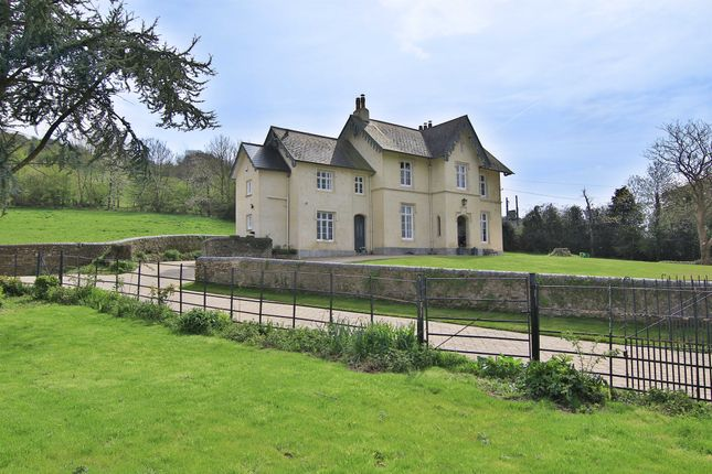 5 bed detached house for sale in Bulmore Road, Caerleon, Newport