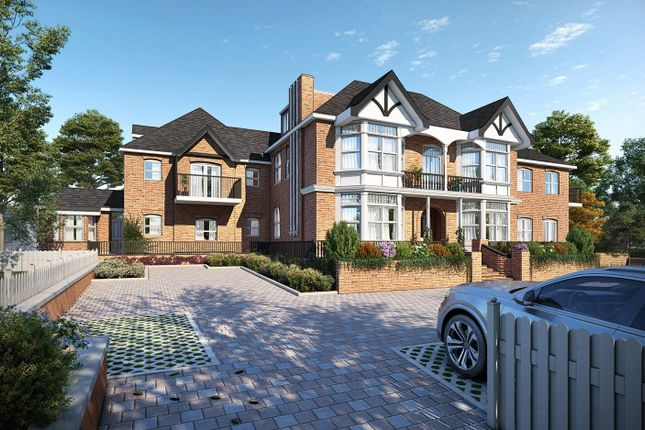 Thumbnail Flat for sale in Rectory Avenue, High Wycombe, Buckinghamshire