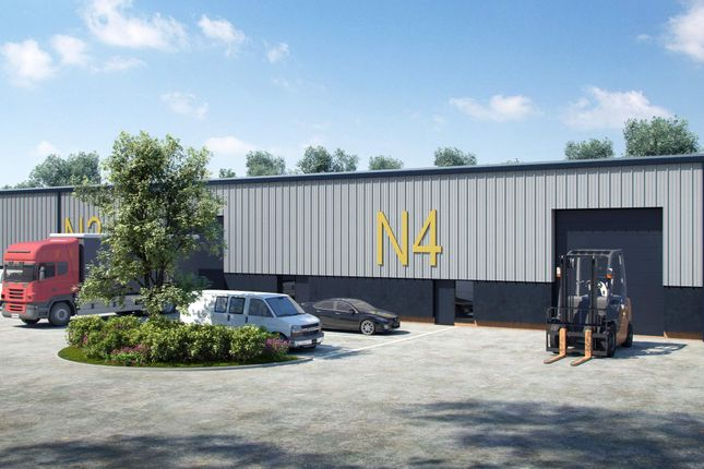 Thumbnail Industrial for sale in Kingmoor Park Central, New Build Units, N1-N8, Carlisle
