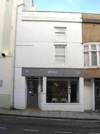 Thumbnail Terraced house for sale in Chapel Street, Penzance