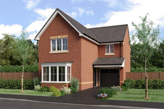 """Thumbnail Detached house for sale in """"Orwell"""" at Coppull Enterprise Centre, Mill Lane, Coppull, Chorley"""