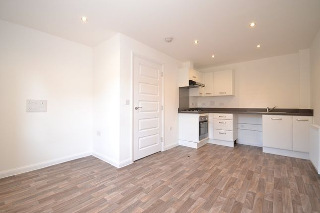 Thumbnail Terraced house to rent in Albert Way, East Cowes