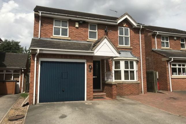 Thumbnail Detached house for sale in Malincroft, Mapplewell, Barnsley
