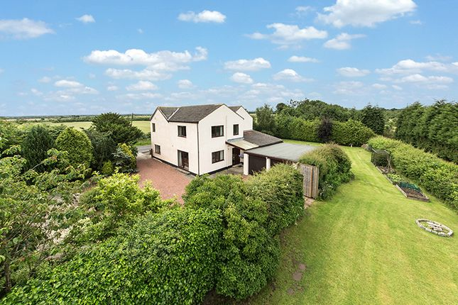 Thumbnail Detached house for sale in Highlees, Longhirst, Morpeth, Northumberland