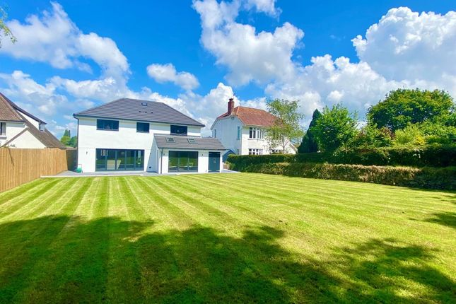 Thumbnail Detached house for sale in Style Close, Barnstaple