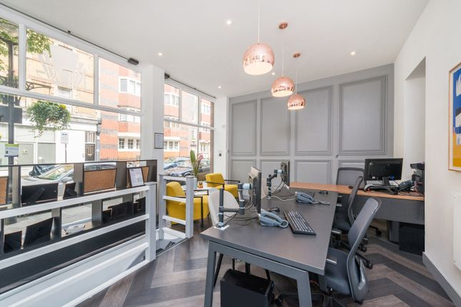Industrial to let in Foley Street, London