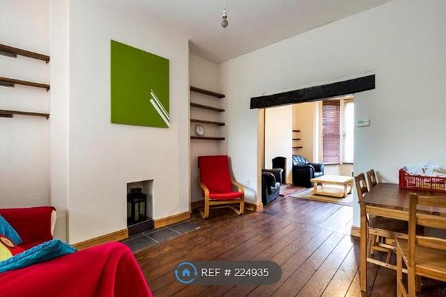 Thumbnail Terraced house to rent in Noel Street, Nottingham