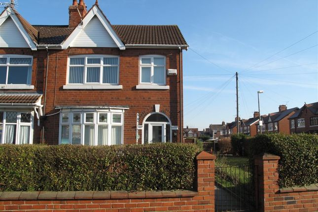 Thumbnail Semi-detached house to rent in Carlisle Street, Crewe