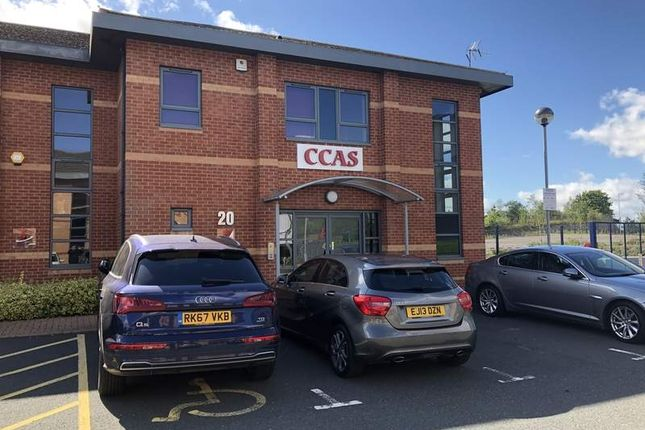 Thumbnail Office for sale in Unit 20 Morston Court, Blakeney Way, Kingswood Lakeside