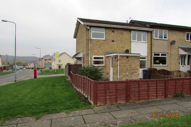 Thumbnail End terrace house to rent in Torrington Drive, Hyde