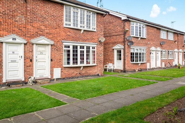 Thumbnail Maisonette for sale in Sherwood Court, Beeston, Nottingham