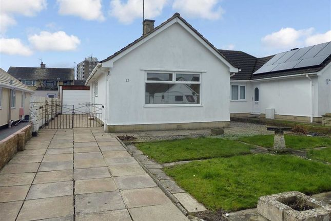 Thumbnail Detached bungalow to rent in Barnard Close, Swindon, Wiltshire
