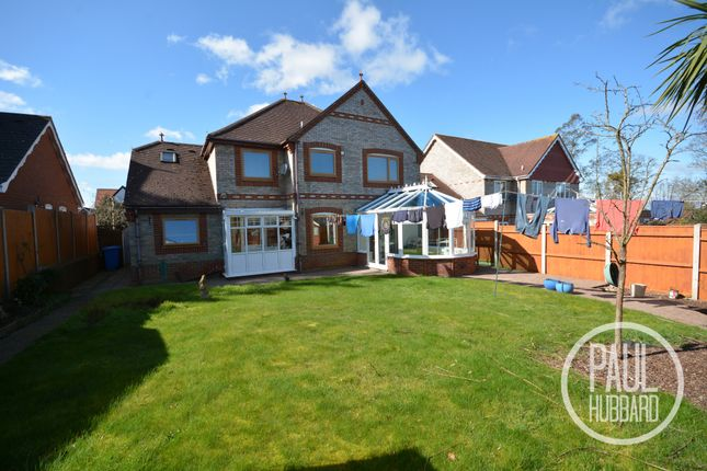Thumbnail Detached house for sale in Cotmer Road, Oulton Broad, Suffolk