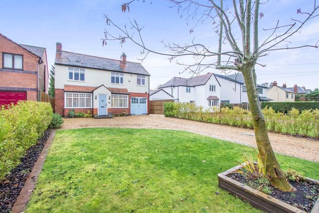Thumbnail Detached house for sale in Kelsey Lane, Balsall Common, Coventry