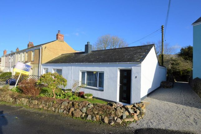 Thumbnail Semi-detached bungalow for sale in Pengegon Moor, Pengegon, Camborne, Cornwall