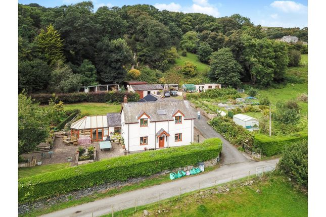 Thumbnail Detached house for sale in Llechwedd, Conwy