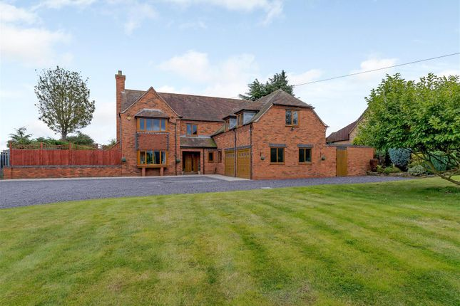 Thumbnail Detached house for sale in Blythe Road, Coleshill, Birmingham