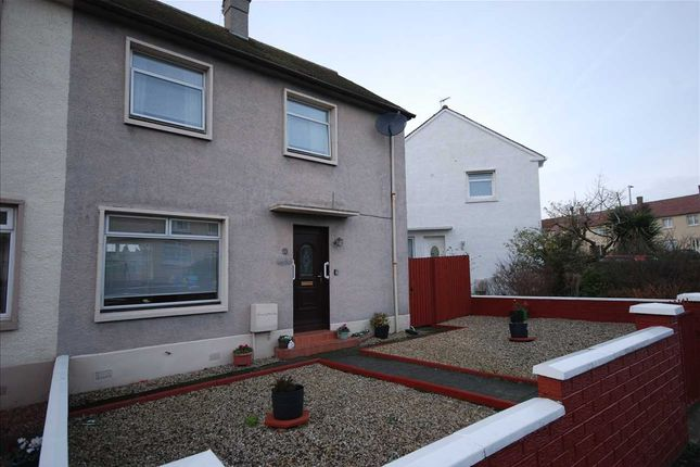 2 bedroom semi-detached house for sale in Pladda Road, Saltcoats