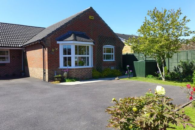 Thumbnail Semi-detached bungalow for sale in St. Just Close, Ferndown